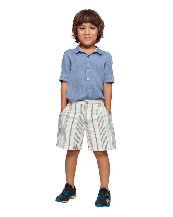 Rattanak Short Cotton Pant for Boys24